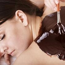 Šokolādes masāža + relaksācija ar tēju