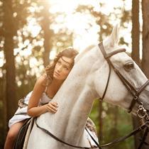 Izjāde ar zirgu (1 persona, 1 stunda)