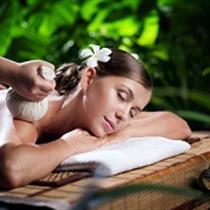 Массаж-ароматерапия для дам