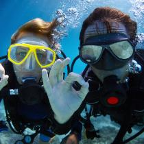 Zemūdens niršanas apmācība
