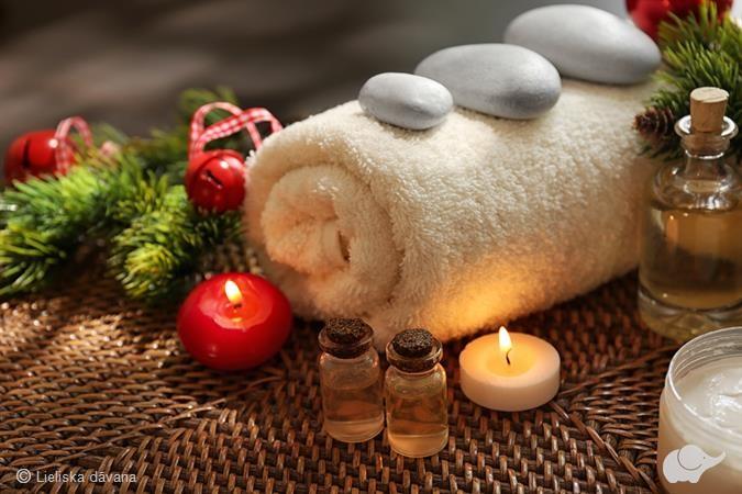SPA-ритуал для пары «Рождественское настроение»