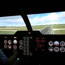 Авиатренажер - почувствуйте себя настоящим пилотом!