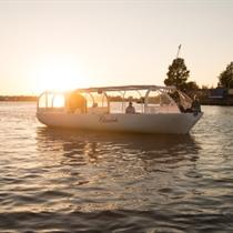 Поездка на «Riga Water Taxi»