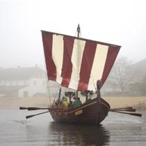 """Izbrauciens ar Vikingu liellaivu """"Lāčplēsis"""""""