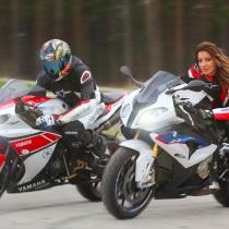 Brauciens ar sporta motociklu