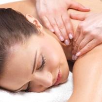Ārstnieciskā muguras masāža