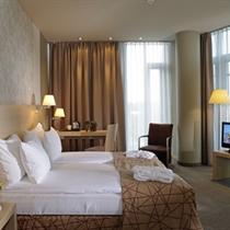 Романтическое приключение в «Rixwell Elefant Hotel»