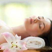 Relaksējoša procedūra sejai un ķermenim