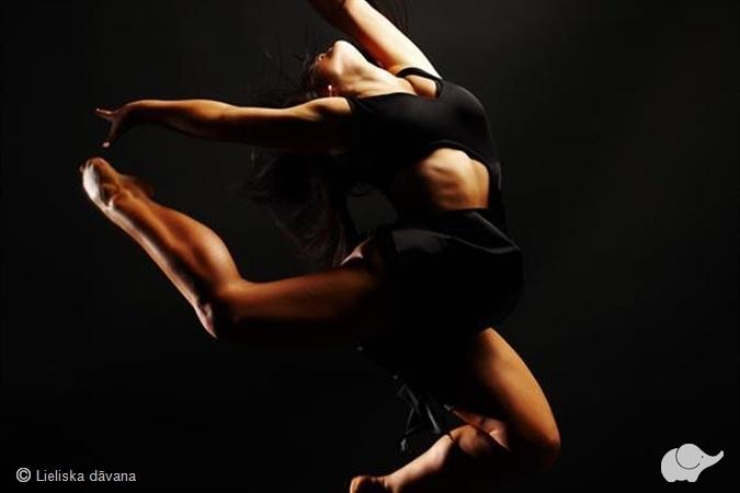 Урок стриптиз танца