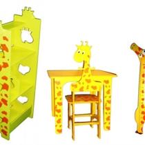 Latvijā ražotas bērnu mēbeles un attīstošās spēles